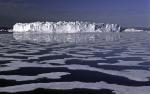 arktischer Eisberg