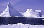 iceberg in Scoresbysund