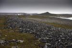 Landhebung auf Grönland