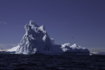 iceberg off east Greenland