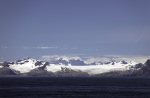 glaciers in east Greenland
