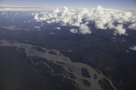 Tanana river bei Fairbanks