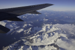 Gletscher östlich Anchorage