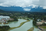 Mendenhall glacier bei Juneau