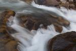 Schmelzwasserbach vom Illecilleweat Gletscher