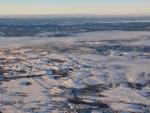 Winter in Südnorwegen
