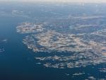norwegische Südküste bei Sandefjord