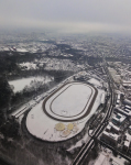 harness racing track Bahrenfeld in Hamburg