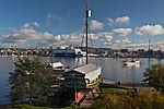 Amundsens ship Gjøa in Oslo