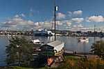 Amundsens Schiff Gjøa in Oslo
