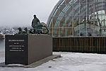 Denkmal Helmer Hanssen