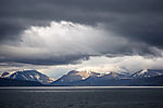 clouds over Svalbard