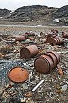 alte deutsche Wetterstation auf Spitzbergen