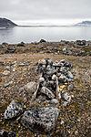 altes Grab auf Spitzbergen