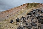 Vulkanismus auf Spitzbergen