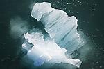 stratification in glacier ice