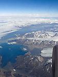 Rechercherbreen und van Keulenfjorden
