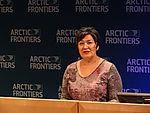 Aleqa Hammond Ministerpräsidentin von Grönland