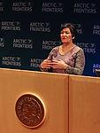 Aleqa Hammond Prime Minister of Greenland