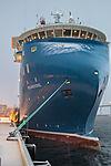 Versorgungsschiff Polarsyssel in Tromsø