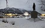 Weihnachten in Tromsö