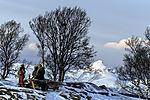 Sami people hail the sun after polar night