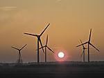 wind power in sunrise