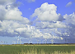 wind power in northern Germany