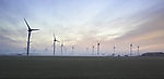 wind power in dawn