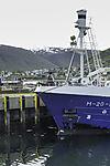 Walfangschiff in Tromsö