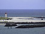 Strandleben auf der Düne von Helgoland