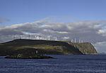wind park near Havöysund