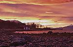 arctic dawn HDR