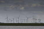 wind mills in northern Germany