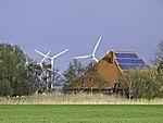 windpower and solar energy