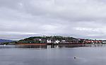 Erzfrachter in Narvik