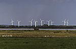 windmills on island Rügen