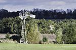 traditional windmill on island Rügen