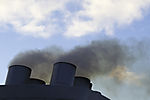 exhaust over ferry