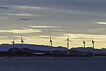 wind power in western Norway