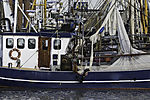 fishing boats in Norddeich