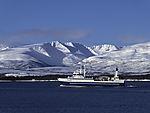 russian trawler near Tromso