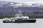 new norwegian icebreaker Kronprins Haakon
