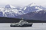 neuer norwegischer Eisbrecher Kronprins Haakon