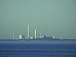 power production on island Seeland