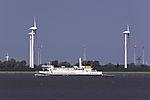 wind mills in northwest Germany