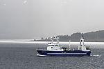 trawler Kapitan Gerashchenko in Sandnessund