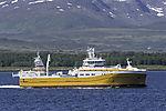 trawler Kirkella in Sandnessund