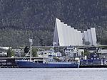 former norwegian research vessel Lance