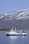 russian trawler Strelets near Tromso
